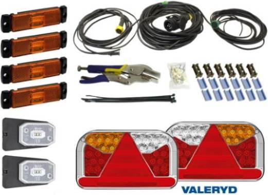 Больше информации о Электрооборудование и световые приборы прицепа